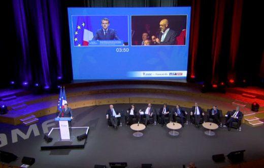 Présidentielle : les candidats auditionnés par les maires de France