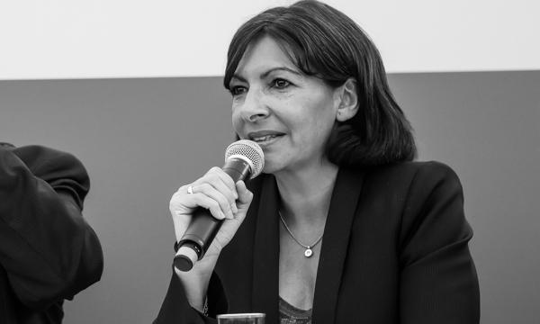 Anne Hidalgo, maire de Paris © J.B. Gurliat/Mairie de Paris