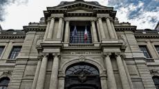 Le siège de la CCIP, avenue de Friedland à Paris © Judith Amalric