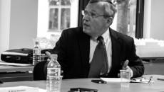 Jacques Godron, nouveau co-président du cercle Colbert ©Jp