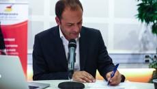 Stéphane Juan, directeur du réseau Entreprendre Val-de-Marne ©VMTV