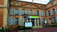 Mairie de Clichy-sous-Bois. @ Judith Amalric