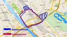 Le Journal du Grand Paris : Bercy-Charenton : zoom sur l'extension du périmètre de la ZAC