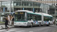 Bus hybride © RATP - Denis Sutton