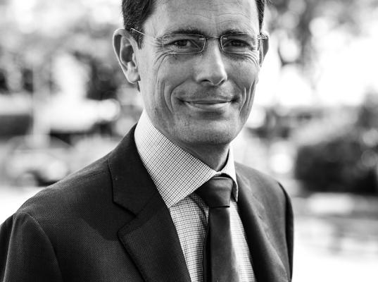 Laurent Lafon, maire de Vincennes, président de l'Association des collectivités territoriales de l'Est parisien (Actep)