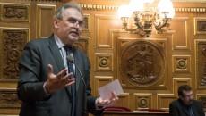 Christian Favier au Sénat