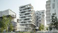 Le projet de logements de Vinci @ Lambert-Lénack
