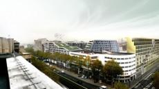 Les ateliers Jourdan – Corentin – Issoire : Nouveau centre de bus et 650 logements