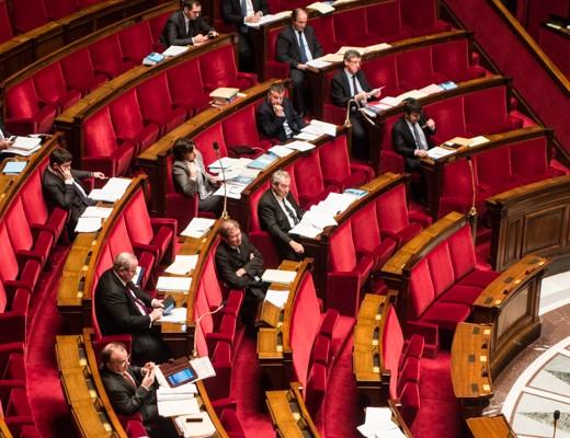 PLF 2017 : l'Assemblée adopte la première partie du texte