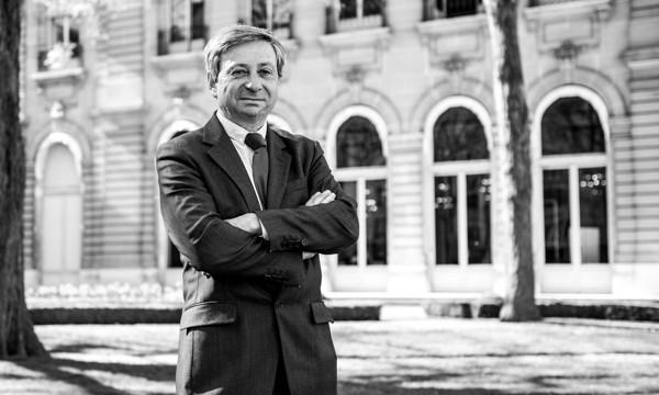 Etienne Guyot, DG de la CCI Paris Ile-de-France
