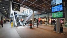 Galerie commerciale de la gare Saint Lazare