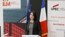 Inauguration de l'École d'Urbanisme de Paris