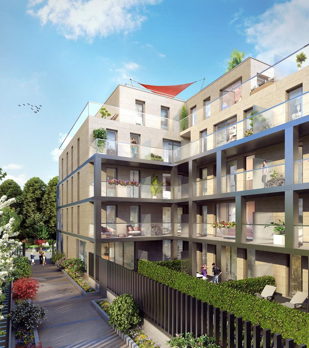 158 Logements Neufs Sign 233 S Ogic 224 Boulogne Billancourt