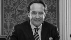 Pierre Bédier, président du conseil départemental des Yvelines.