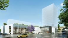 Future gare de Champigny-centre.