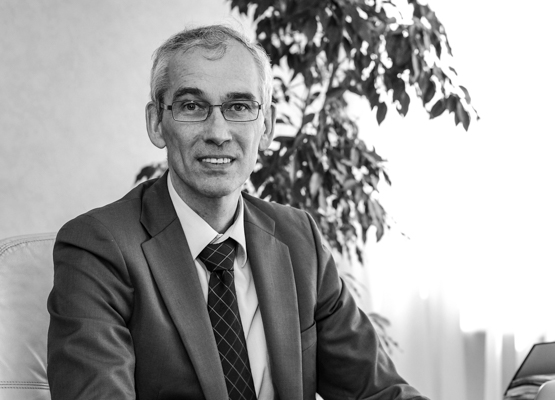 Patrice Leclerc, maire (FG) de Gennevilliers.