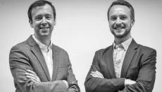 Edouard Meyer et Henri de Corn, fondateurs de Rickrut.