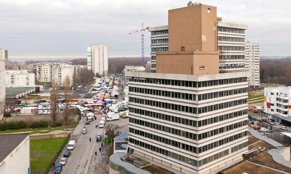 La tour Utrillo © clichy-sous-bois.fr