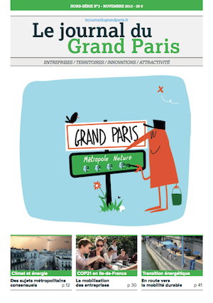 Le Grand Paris durable