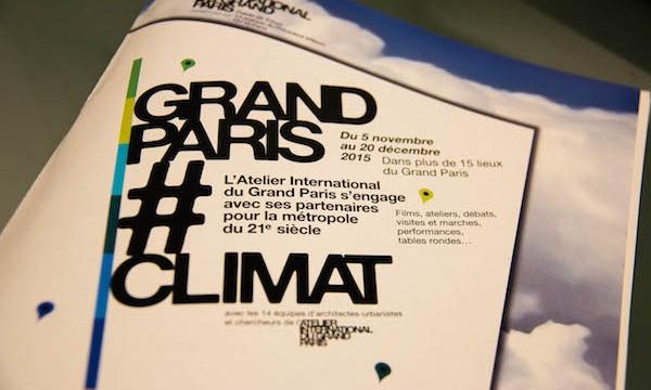 grand paris climat - AIGP