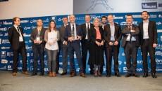 Lauréats et membres du jury des Trophées du Grand Paris. ©M.B