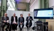 Les élus de la métropole présentent leurs propositions en matière de transition énergétique lors du débat organisé par la mission de préfiguration dans le cadre de la COP21.