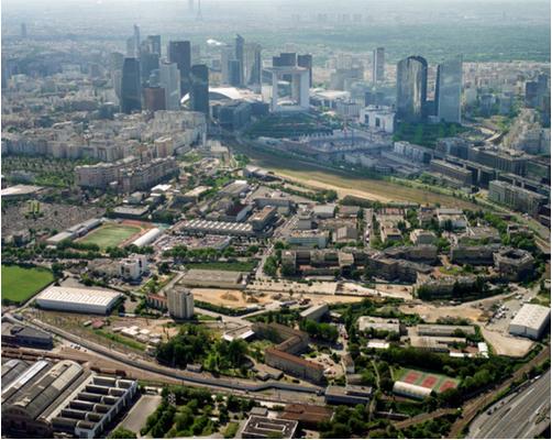 Ecocité de La Défense Seine Arche