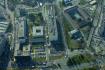 Vue aérienne du CEA de Fontenay.