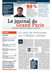 Couverture 72 - Le Journal du Grand Paris