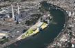 Port urbain de Vitry-sur-Seine.