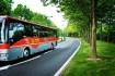 Bus du réseau Seine-et-Marne express.