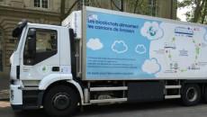 Certains camions sont certifiés pour la limitation de leur nuisances sonores.
