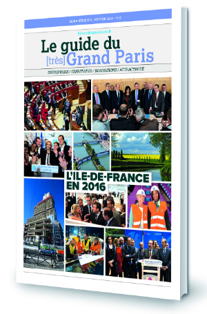 Le Guide du (très) Grand Paris - édition 2016