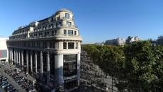 Immeuble du 52 avenue des Champs-Elysées.