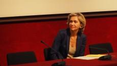 Il n'y aura pas d'augmentation du tarif du pass unique en 2017 si l'Etat tient son engagement, a déclaré Valérie Pécresse