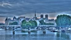 Paris Seine Notre Dame