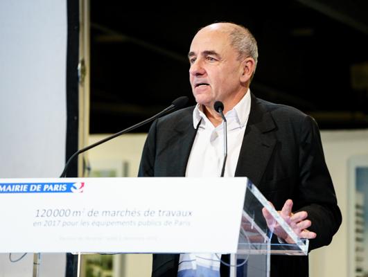 Jean-Louis Missika, réinventeur. ©Jgp