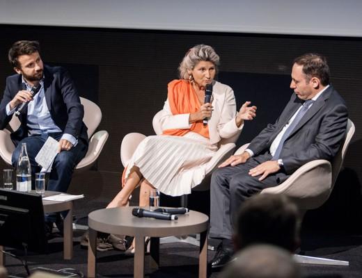1er Forum économique du Grand Paris: l'enjeu financier