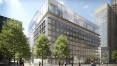 Afin d'accroître les surfaces, les architectes Crochon Brullmann + associés et Architecture et environnement ont créé des « étages suspendus ».