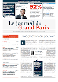 Couverture 85 - Le Journal du Grand Paris