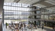 Les start-up seront incubées à l'Ecole des ponts et chaussées à Champs-sur-Marne.