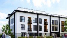 Epicea développe sur 1 440 m2, 23 logements du T2 au T4 duplex sur trois niveaux
