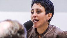 Yasmine Boudjenah, 1ère adjointe au maire de Bagneux.