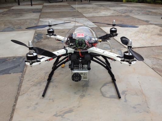 Drone ©steve lodefink