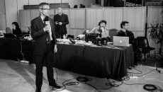 Stéphane Troussel, président du CD93. © Jgp