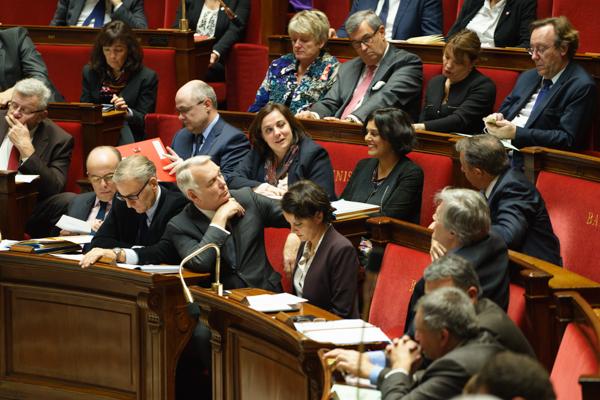 Le projet de loi relatif au statut de Paris est débattu à l'Assemblée nationale. ©Jgp