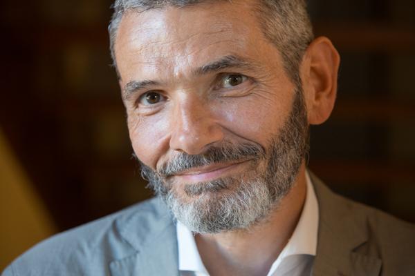 Jean-François Vigier, président du Forum métropolitain du Grand Paris. ©Frédéric Réglain
