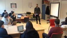 Les étudiants-entrepreneurs accompagnés bénéficient d'ateliers et d'aménagements de leurs études.