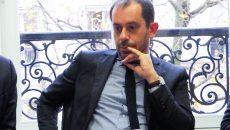 Carlos Da Silva, président du groupe socialiste et républicain du conseil régional d'Ile-de-France. ©JGP