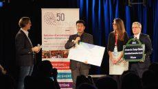 Le fondateur de Green City a reçu 12 000 euros et le premier prix des International innovation awards. ©JGP